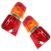 Ford VE VF VG Transit Van LH + RH Tail Lights Lamps 1994-2000 Models