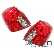 Holden JF Viva LH + RH Tail Lights Lamps suit Sedan 2005-2009 Models