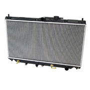Honda CB Accord Radiator suit Auto or Manual 1989-1993 Models *New*
