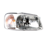 Hyundai Accent RH Headlight Head Light Lamp 2000-2002 *Genuine*