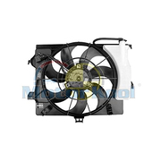 Hyundai I20 Radiator Thermo Fan & Overflow Coolant Bottle 2012-2015