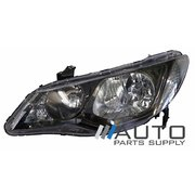 Honda Civic LH Headlight Head Light Lamp FD series 2 2009-2012 Sedan/Hybrid