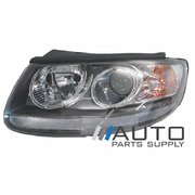 Hyundai Santa Fe LH Headlight Head Light Lamp CM Series 1 2006-2009 *New*