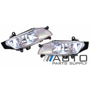 Hyundai iMax LH + RH Driving Fog Lights 2008-2015 Models *New Pair*