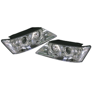 Hyundai NF Sonata Headlights Head Lights Lamps Set 2008-2010 Models