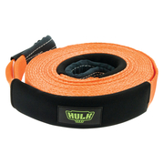 Hulk 4x4 8000kg 60mm x 9m Orange Nylon Snatch Strap