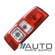 Holden RG Colorado Ute LH Tail Light Standard NO LED Type 2012 On *New*