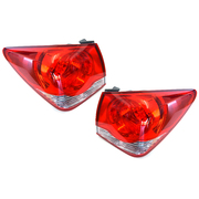 Holden JG Cruze LH + RH Tail Lights Lamps Outer suit Sedan 2009-2011 *New*