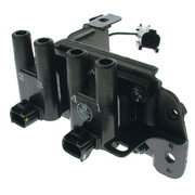 Kia Rio Ignition Coil Pack 1.4ltr G4EE JB 2007-2011 *Genuine OEM*