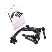 Mitsubishi ML Triton Ignition Lead Set 3.5ltr 6G74 2006-2009 Genuine VDO *New*