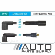 Mazda 626 Ignition Lead Set 2.2ltr F2T GD Hatch 1987-1991 *VDO*
