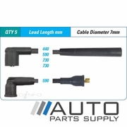 Mazda 121 Ignition Lead Set 1.3ltr B3 DA 2D Hatch 1987-1990 *Bougicord*