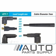 Mazda 929 Ignition Lead Set 3.0ltr JE HC Sedan 1987-1991 *Bosch*