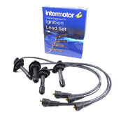 Subaru Outback Ignition Lead Set 2.5ltr EJ25D BG 1996-1998 *Intermotor*