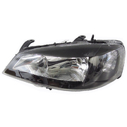 Holden TS Astra LH Headlight Head Light Lamp Black Type Suit 1998-2006 Models