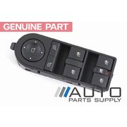 Holden AH Astra 4 button Main Master Window Switch 18pin 2004-2009 *Genuine*