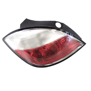 "Holden AH Astra 5 Door LH Tail Light Lamp ""Milky Type"" 2004-2010 *New*"