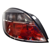 Holden AH Astra LH Tail Light Lamp 5 Door Tinted/Clear Type 2007-2010