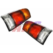 Holden Rodeo LH + RH Tail Lights Lamps TF 1988-1997 Style Side Models