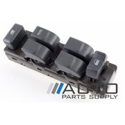 Isuzu Dmax D-Max 4 button Main Master Window Switch 2008-2012