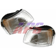 Holden Commodore LH + RH Indicators Corner Lights suit VN 1988-1991 *New Pair*