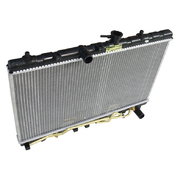 Kia Rio Radiator suit Auto or Manual 2002-2005 Models *New*