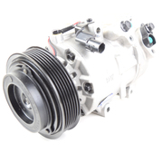 Kia Sorento AC Air Conditioning Compressor Petrol XM 2009-2012 *Genuine*