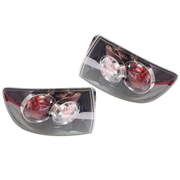 Mazda 3 Sedan LH + RH Tail Lights  suit BK 2006-2009 Models *New Pair*