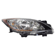 Mazda 3 BL RH Headlight Head Light Lamp Halogen Type 2009-2013 *New*