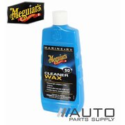 Meguiars One Step Marine Cleaner Wax 473ml - M5016