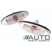 Clear Performance Gaurd Indicators Flashers Set suit Various Mazda & Ford Models