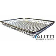 Universal Steel Mesh Roof Rack Basket 1245mm x 940mm *New*
