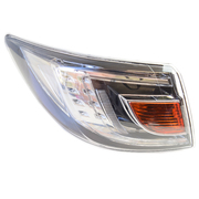Mazda 6 LH Tail Light Lamp Clear Type 2008-2010 4/5 Door *New*
