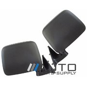 Ford PD Courier LH + RH Manual Door Mirrors Sail Mount 1996-1998 *New Pair*