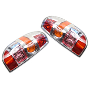 Mazda BT50 BT-50 LH + RH Tail Lights Style Side Update 2008-2011 *New*