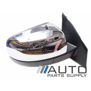 Mazda BT50 BT-50 RH Chrome Electric Door Mirror 2011-2015 Models *New*