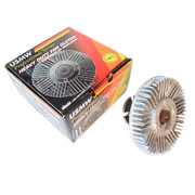 Holden HX Viscus Fan Hub 253 Red 1976-1977 *US Motorworks*