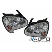 Great Wall V240 LH + RH Headlights Head Lights Lamps 2009-2011 Models *New*