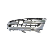 Toyota Hilux Chrome Grille Two Horizontal Bar Type 2001-2005