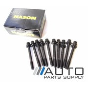 Mitsubishi SF Starwagon 118mm Head Bolt Set 2.4ltr 4G64 8v 1986-1990 *Nason*