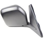 Mitsubishi Pajero RH Black Manual Door Mirror NH NJ NK NL 1991-2000 *New*