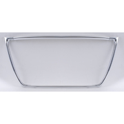 Mitsubishi ZH Outlander Chrome Bar Grille Frame Surround 2009-2012