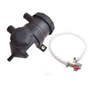 Mann & Hummel Provent 200 Oil Separator Catch Can Filter + Drain Kit suit 4wd Turbo Models