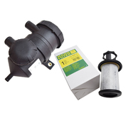 Mann & Hummel Provent 200 Oil Separator Catch Can Filter + Replacement Filter suit 4wd Turbo Models