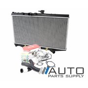 Kia Rio Radiator + Water Pump + Hoses + Thermostat 1.5 A5D 2000-2002