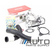 Kia Rio Water Pump Radiator Hoses Thermostat 1.5 A5D 2000-2002 *New*