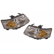 Suzuki APV Van Headlights Head Light Lamps Set 2005 Onwards *New*