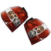 Suzuki APV Van LH + RH Tail Lights Lamps Suit 2005 Onwards *New Pair*