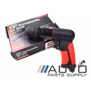 "3/8"" Composite Reversible Air Drill with Keyless Chuck *SIP Industrial*"