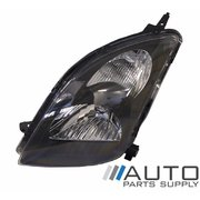 Suzuki EZ Swift Sport LH Headlight Black Type 2005-2010 Models *New*